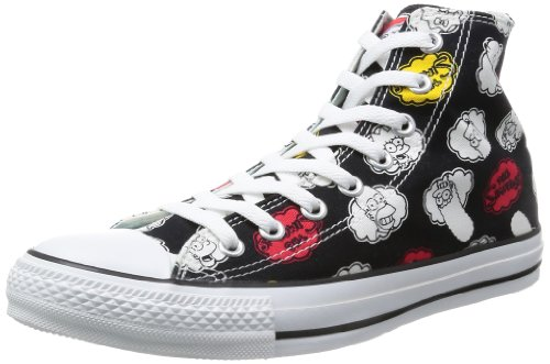 [コンバース] CONVERSE CONVERSE ALL STAR THE SIMPSONS HI AS T SMPS HI 1CJ131 (ブラック/4)