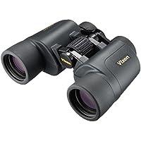 Vixen 双眼鏡 8倍 アスコットZR 8×42WP(W) ポロプリズム式 8×42WP(W) ハイアイポイント 防水 広角 ブラック 1561-08