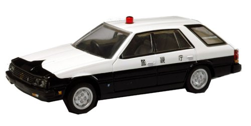 ザ・バスコレクション80HG 008 スカイラインエステート(パトカー)