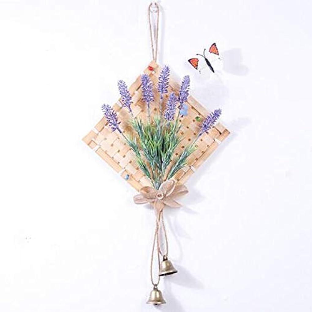 なに間に合わせシエスタFengshangshanghang 風チャイム、クリエイティブ?竹風チャイム、白、幅28.5cmくらい,家の装飾 (Color : Purple)