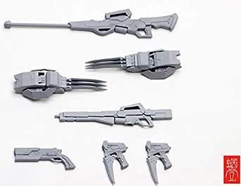 蝸之殻 GNPROJEECTC CS-X1 PVC 戦闘少女 武器 用キット (本体無し) [並行輸入品]