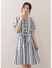 5b4151df2b9a7 Amazon.co.jp  TO BE CHIC(トゥー ビー シック) - ワンピース・ドレス ...