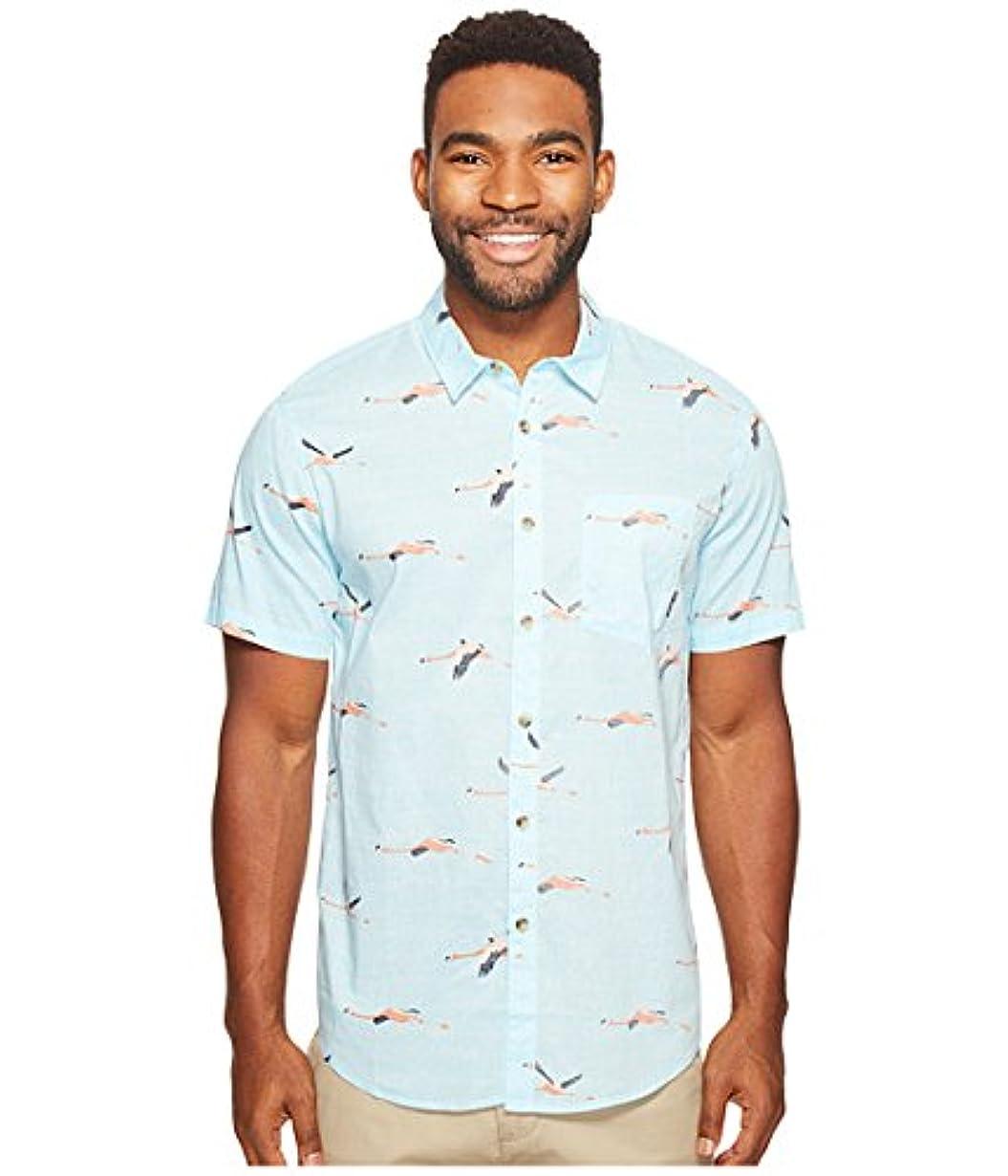 角度有罪スポーツをする(ビラボン)BILLABONG メンズシャツ?ワイシャツ Vacay Short Sleeve Woven Top Coastal MD M [並行輸入品]