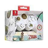 【新発売】PDPワイヤーパッドコントローラー for Nintendo Switch ゼルダ  Switch Wired Fight Pad Pro (Zelda White) Nintendo Switch Game Controller