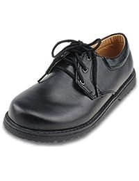 Chiximaxu ボイーズシューズ 男の子 フォーマルシューズ 履きやすい 紐靴