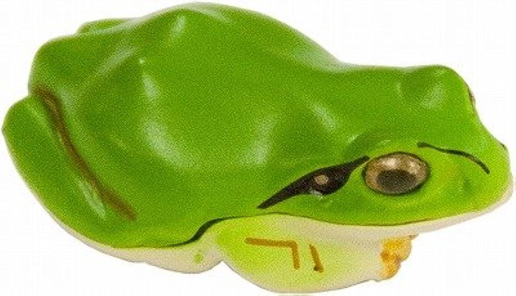 洪水予防接種安心させるI live(アイリブ) light 蛙 [緑] グリーンLED