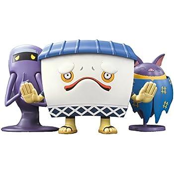 妖怪ウォッチ ムリカベ & ジミー & ヒキコウモリ かくれんぼで遊ぼうセット