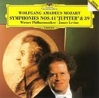 モーツァルト:交響曲第39番、第41番「ジュピター」