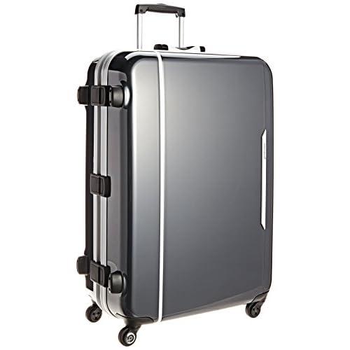[プロテカ] Proteca 日本製スーツケース レクト 93L 3年保証付き 00543 02 (ガンメタリック)