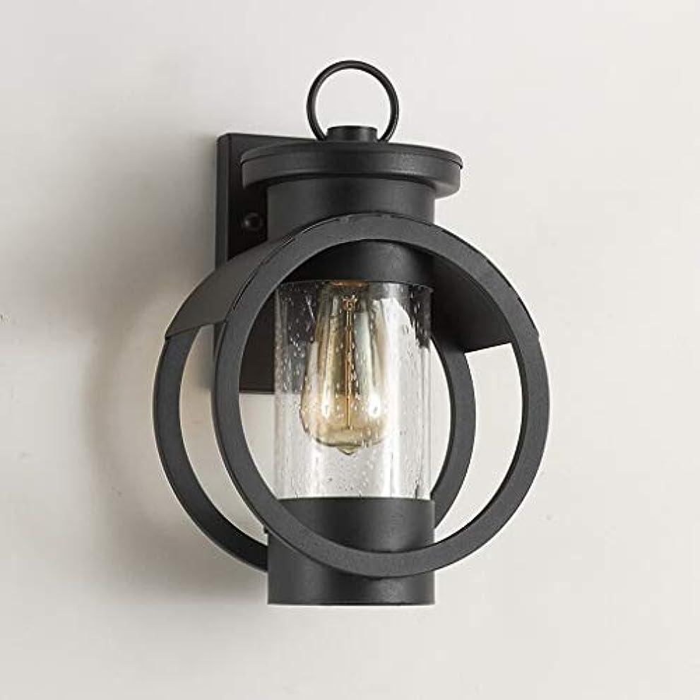 あいにくガロンマウスピースLEDセキュリティライト、ヴィンテージ工業用壁Sconceエジソンランプレトロな壁ライトのランプ備品金属完璧なキッチンダイニングルームロフトコーヒーバー