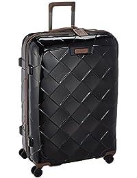 [ストラティック] STRATIC スーツケース  レザー&モア 日本限定版 大型 グッドデザイン賞2016受賞 本革 容量100L 縦サイズ75cm 重量4.36kg 3-9902-75