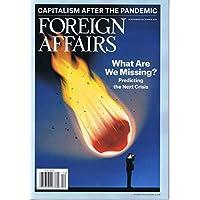 Foreign Affairs [US] November - December 2020 (単号)