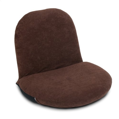 ヤマザキ ポップチェア ソフィア ブラウン 日本製 リクライニング 座椅子