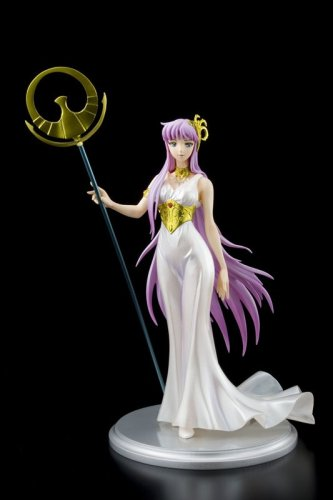 Details about New Excellent Model Saint Seiya Athena Kido Saori Figure  Megahouse