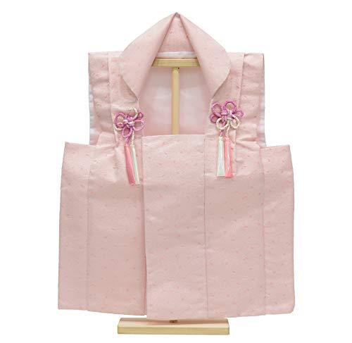被布着 金襴 ピンク 桜 木製台付セット