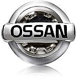 Don Flyee おもしろ ピンバッジ ピンズ OSSAN おっさん パロディー 直径1.6cm メンズ アクセサリー バッジ C0001