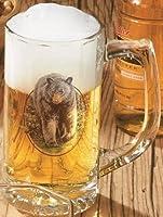 Elk 12oz Beer Mug Steinsセットof 4byローズマリーMillette