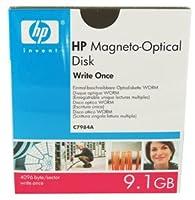 HP c7984a光磁気(Mo) 5.25インチライトワンス9.1GB 4096b / Sデータテープカートリッジ