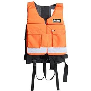 RELIFE (リリーフ) ライフジャケット RELIFE LIFE JACKET (リリーフ ライフジャケット) LY-011 Mサイズ