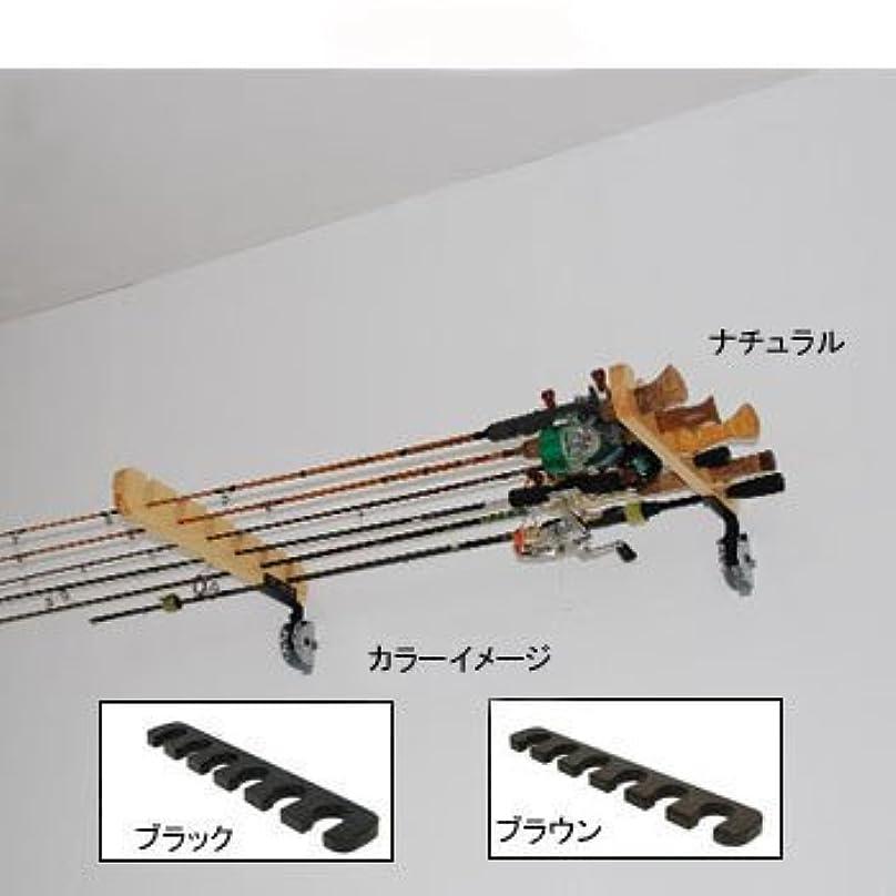 撤回するのヒープ特徴づける壁掛けロッドホルダー(セパレートタイプ)