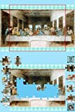 「世界の名画1 ルネサンス・バロックの巨匠/ゆっくり楽しむ大人のジグソーパズルDS」の関連画像