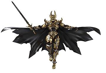 魔戒可動 黄金騎士 ガロ(冴島鋼牙) 約190mm 塗装済み可動フィギュア