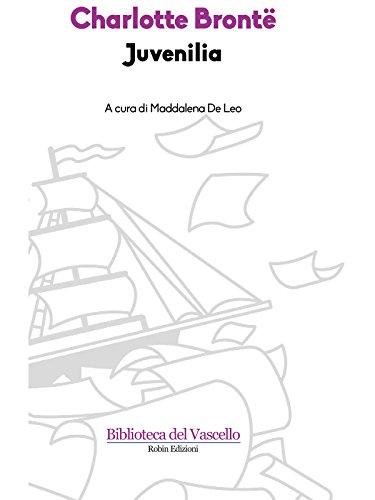 Download Juvenilia (Biblioteca del Vascello) (Italian Edition) B073R6GR86