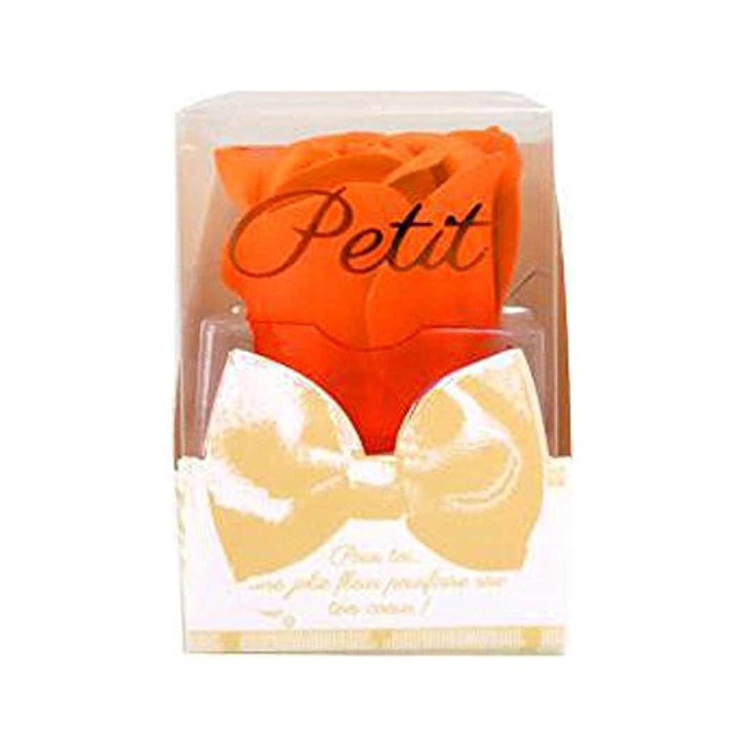 圧縮唯一宴会入浴剤 バスフレグランス Petit(プッチ) オレンジ