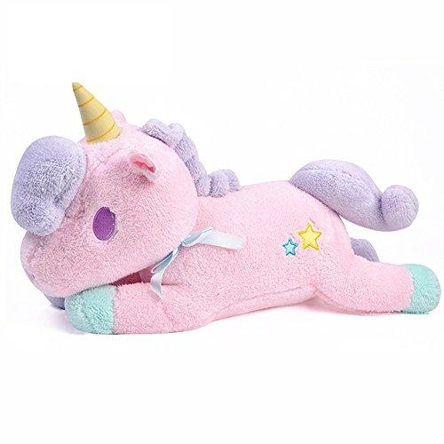 [viviwo]ぬいぐるみ ユニコーン 抱き枕 かわいい人形...