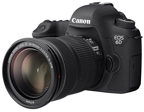 Canon デジタル一眼レフカメラ EOS 6D レンズキット EF24-105 F3.5-5.6IS STM付属 EOS6D24105ISSTMLK