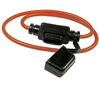 Pico 0965A 10AmpインラインATMミニブレードヒューズホルダーwithダストキャップ16AWG 100per package