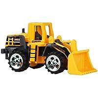 Dingji Funnyエンジニアリング車両モデルホイールプラスチックDiecast Car Toy for Kids Packing size:18*9.6*4.5cm 663648044067