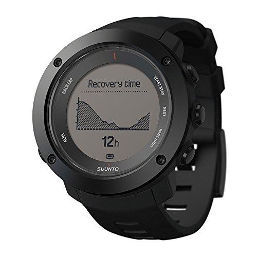 SUUNTO(スント) AMBIT3 VERTICAL BLACK HR 【日本正規品】 時刻表示 GPS コンパス 心拍計 Bluetooth [メーカー保証2年]