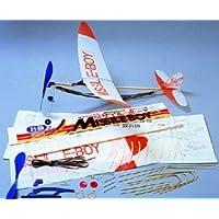 昭和のおもちゃシリーズ 模型飛行機 ミサイルボーイ (中級者用)