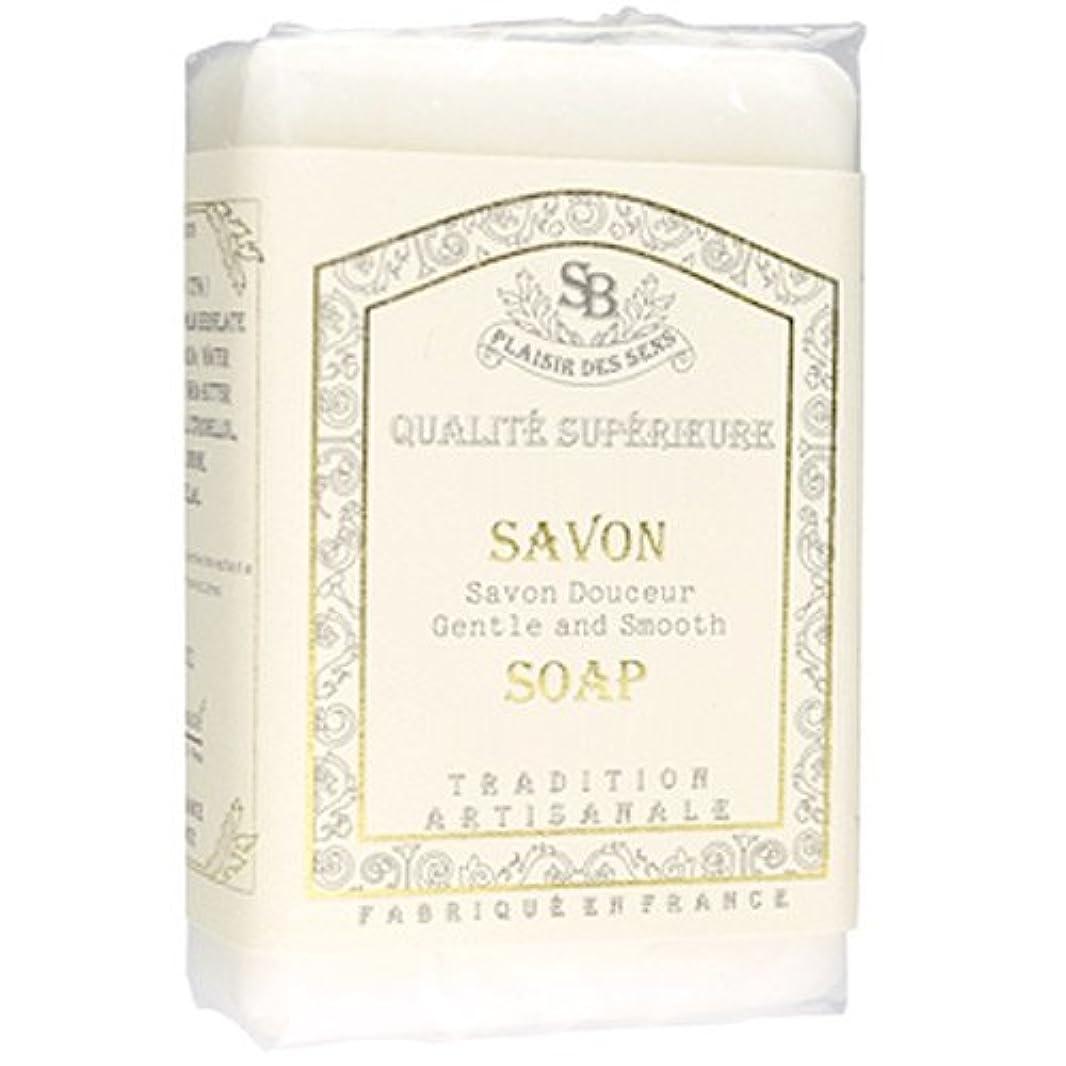 標高組立石鹸Senteur et Beaute(サンタールエボーテ) フレンチクラシックシリーズ マイルドソープ 100g 「ホワイトティー」 4994228021786