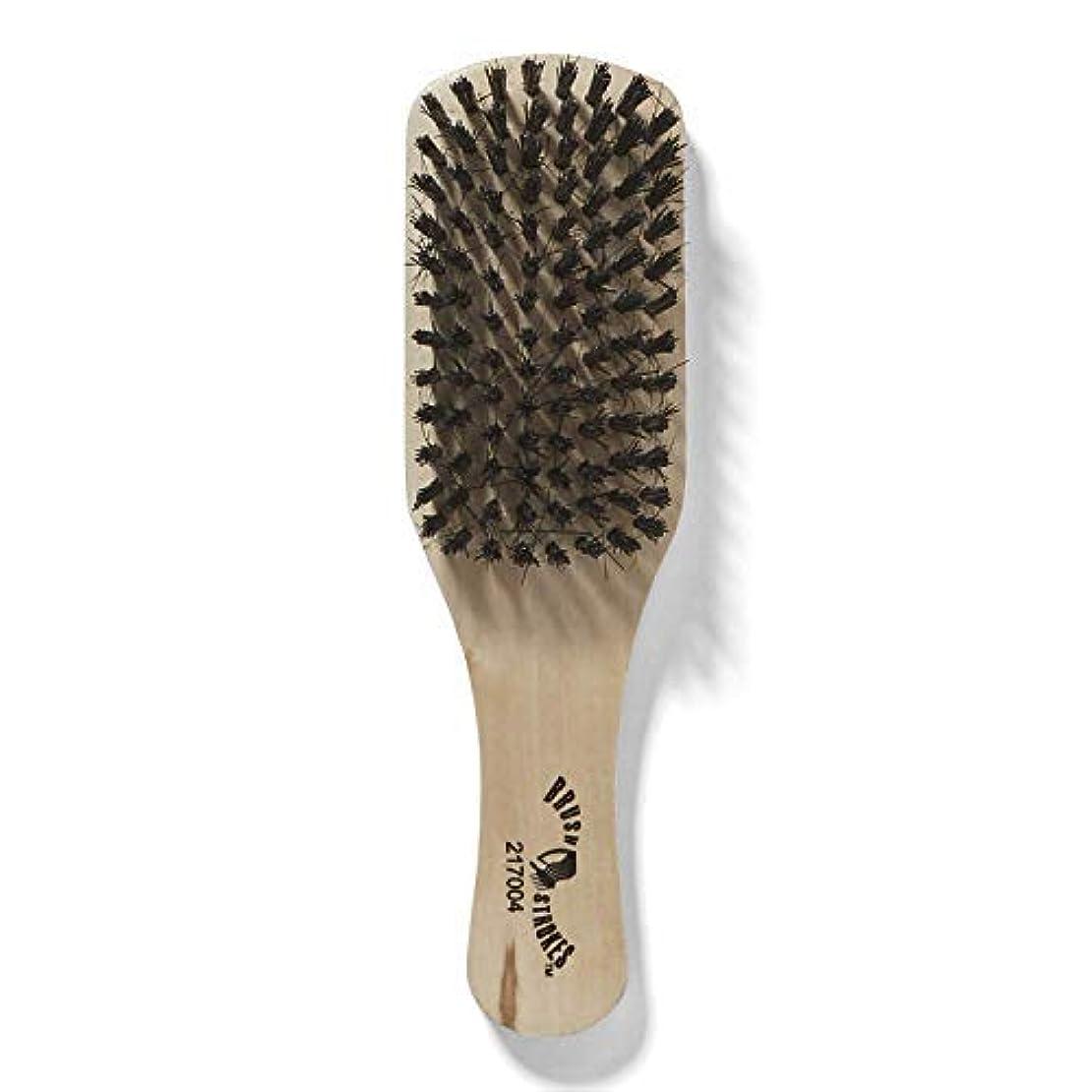 不信櫛規則性Brush Strokes Wood Club Brush [並行輸入品]