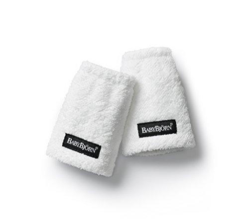 ベビービョルン【日本正規品保証付】 ベビーキャリア用ティージングパッド ホワイト 032021
