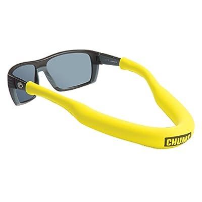 Chums Floating Neo Eyewear Eyewear Retainer Yellow