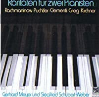 Rarities for Two Pianists