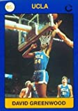 Autograph Warehouse 102522 David Greenwood Basketball Card Ucla 1991 Collegiate Collection No. 116