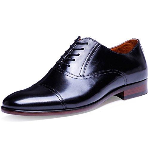 (デザート)Dessert ビジネスシューズ 紳士靴 メンズ 本革 ブラック 26CM