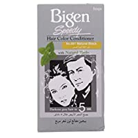 Bigen Speedy Hair Color Conditioner No. 881 Natural Black 150g
