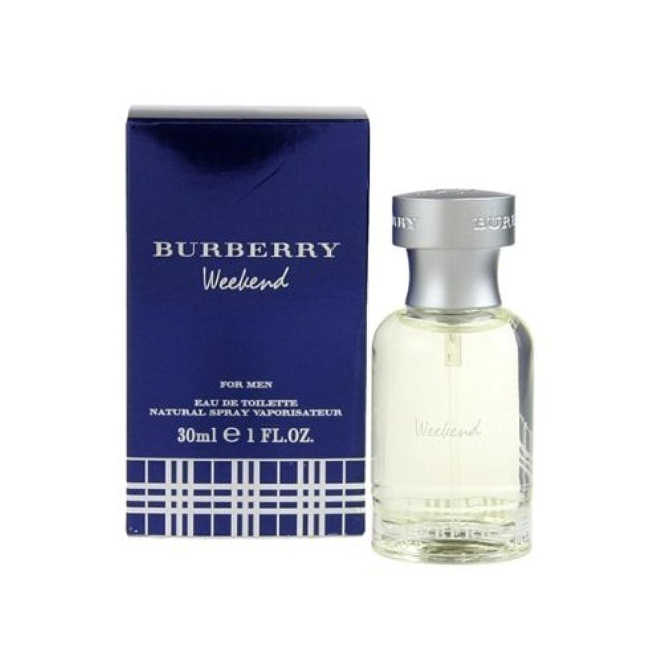 ボイコット旅客乳製品BURBERRY バーバリー ウィークエンドフォーM EDT 30ML