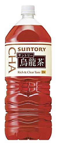 サントリー 烏龍茶 2L ×6本