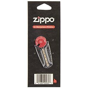 ZIPPO(ジッポー) オイルライター用フリント【着火石】 6石入り 3個セット