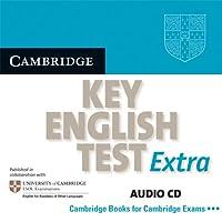 Cambridge Key English Test Extra Audio CD (KET Practice Tests)