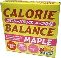 カロリーバランス メープル 4本入(76g) x 30個セット