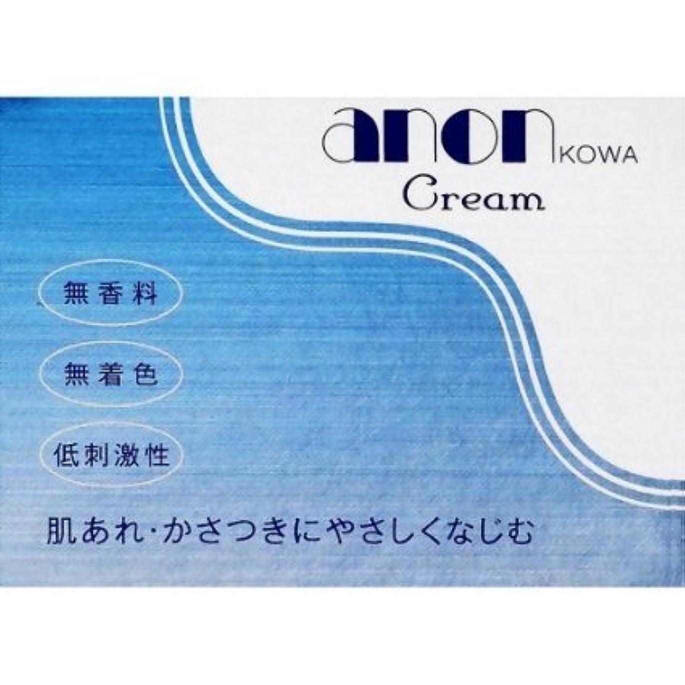 確立しますボーナス証明する興和新薬 アノンコーワクリーム80g×2 1847
