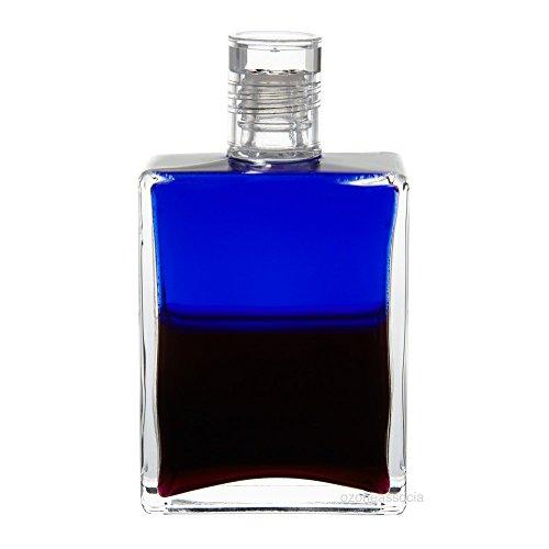 オーラソーマ ボトル 0番 スピリチュアル・レスキュー (ロイヤルブルー/ディープマゼンタ) イクイリブリアムボトル50ml