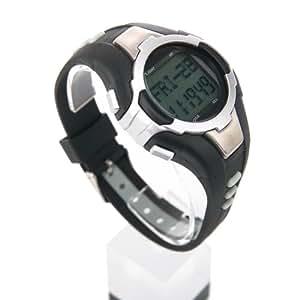 Pellor New 歩数計 心拍パルスウォッチ 心拍数の腕時計